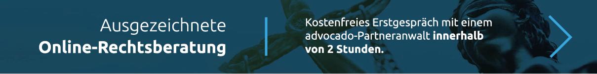 Banner - Allgemeine Rechtsbreatung 580x72